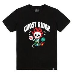 the shirts - Ghost Rider Print T-Shirt