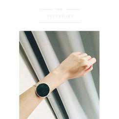 ATTYSTORY - Gemstone Pendant Bracelet