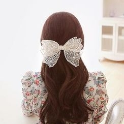 soo n soo - Ribbon Hair Pin