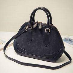 Nautilus Bags - Panel Bowler Bag