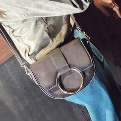 优尚良品 - 饰金属环肩包