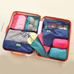 Cattle Farm - Travel Bag Organizer Set