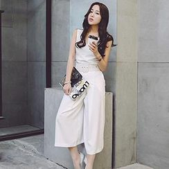 Romantica - Sleeveless Jumpsuit