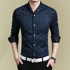 Danjieshi - Dotted Shirt