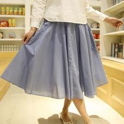 Colorful Shop - Midi Skirt