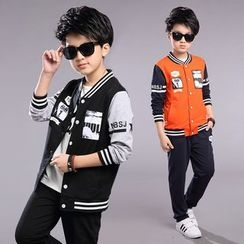 Pegasus - Kids Panel Baseball Jacket