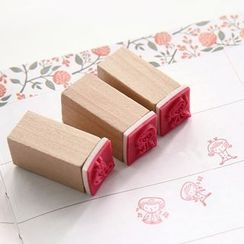 Cute Essentials - Cartoon Stamp (12 pcs)