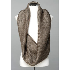 HOTBOOM - Knit Circle Scarf