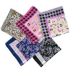 CLICK - 印花圍巾