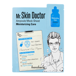 banila co. - Mr Skin Doctor Ampoule Mask Sheet - Moisturizing Care