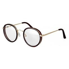 UnaHome Glasses - 圆框眼镜