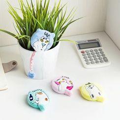 Home Simply - Cat-Print Tape Measure