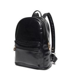 Princess Carousel - Faux-Leather Backpack