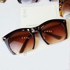 UnaHome Glasses - Half Frame Sunglasses