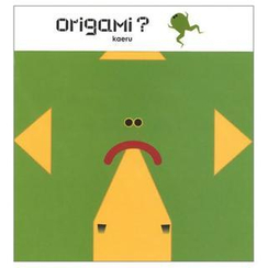 cochae - cochae : classic series Origami Paper Set Frog (5 Sheets Set)