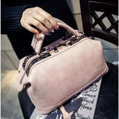 Youshine - Boston Bag with Shoulder Strap