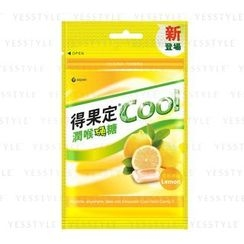 得果定 - Cool 檸檬味潤喉硬糖