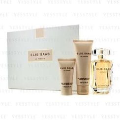 Elie Saab - Le Parfum Coffret: Eau De Toilette Spray 90ml/3oz + Scented Body Lotion 75ml/2.5oz + Shower Cream 30ml/1oz