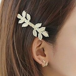Bling Thing - Leaf Hair Clip