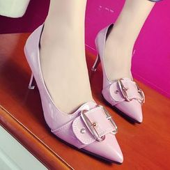 QQ Trend - Pointy Pumps