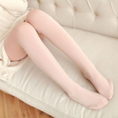 Cappuccino - Plain Shaping Tights