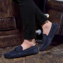 Muyu - 吊蘇樂福鞋