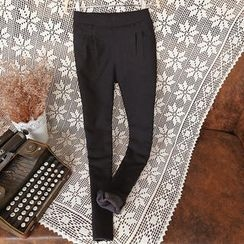 MYHEART - Fleece-Lined Leggings
