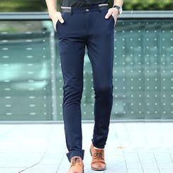 LIBIN - Slim Fit Pants