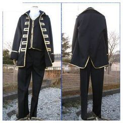 Comic Closet - Gin Tama Shinsengumi Cosplay Costume