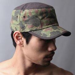 Green Banana - Camouflage Hunting Cap