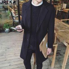 Jacka - Lapel Wool Coat