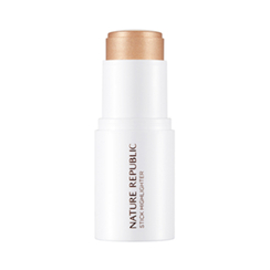 Nature Republic - Botanical Stick Highlighter (#2 Shine Gold)