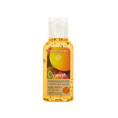 Nature Republic - Hand And Nature Sanitizer Gel (Ethanol) - Orange 30ml