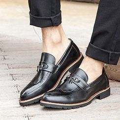 Shoelock - Brogue Loafers