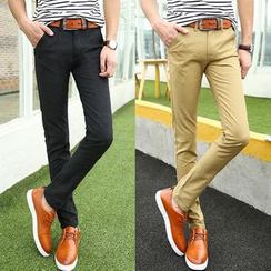 Denimic - Slim-Fit Pants