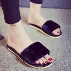Sunsteps - 绒质拖鞋