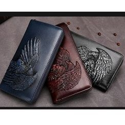 Filio - Embossed Long Wallet