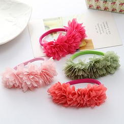 Oohlala! - Kids Flower Hair Tie