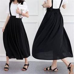 PINKSISLY - A-Line Jumper Skirt