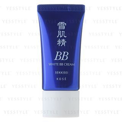 Kose - Sekkisei White BB Cream SPF 40 PA+++ (#02 Natural)