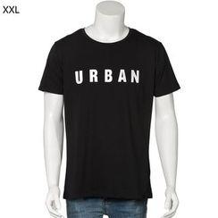 WOOG - Lettering 'Urban'  T-Shirt