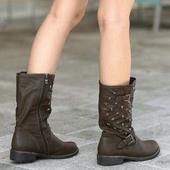SO Central - Buckle Boots