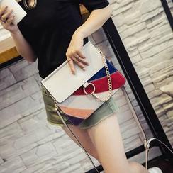 Rosanna Bags - Color Block Shoulder Bag