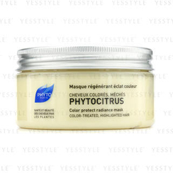 Phyto - Phytocitrus Color Protect Radiance Mask (For Color-Treated, Highlighted Hair)
