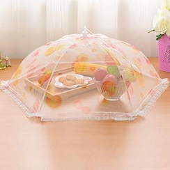 Good Living - Foldable Lace Food Cover