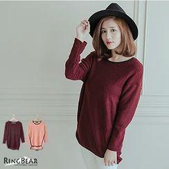 RingBear - Knit Pullover