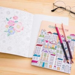 Show Home - Coloring Book