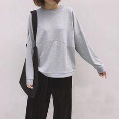 Bloombloom - Plain Pullover