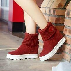 Sunsteps - 厚底短靴