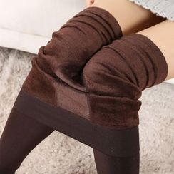camikiss - Fleece-lined Leggings